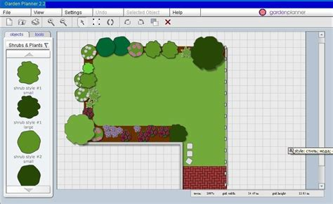 Garden Planner Software by Free Garden Planner Software 28 Images دانلود رایگان