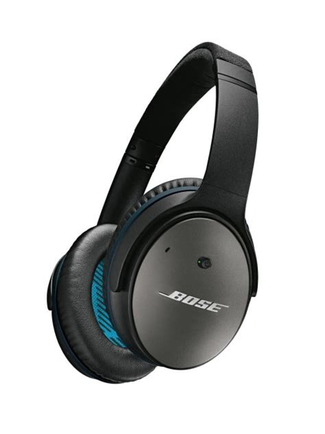 Headphone Bose Bose Quietcomfort Qc25 Noise Cancelling Headphones Announced