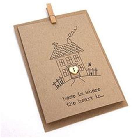 New Home Handmade Card Ideas - 1000 ideas about new house card on