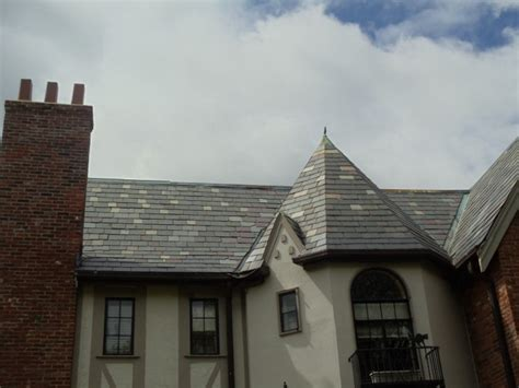 roofing a house slate roofing pros and cons slate roof facts faq