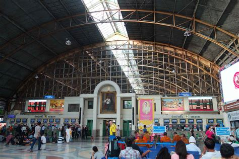 Thailand 2014: Overnight Train from Bangkok to Chiang Mai ...