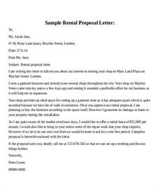Lease Offer Letter Sle 28 Business Letter In Word