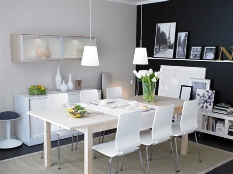 Dining Room Tables Ikea by Ikea Dining Room Lookbook Pinterest
