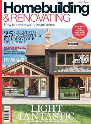 homebuilding magazine homebuilding renovating magazine subscri whsmith