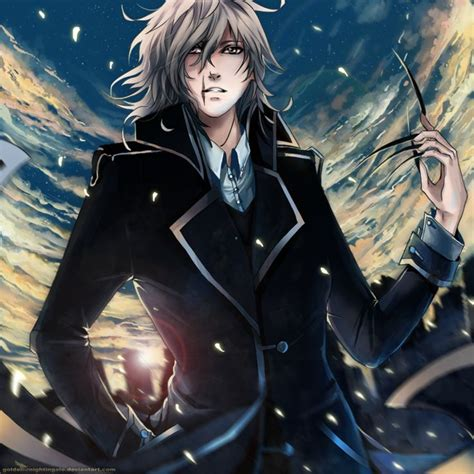 anime noblesse m 21 by golden5nightingale digital art pinterest art