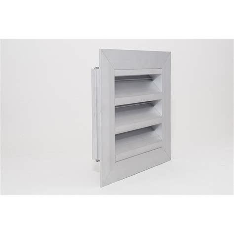 Pacific Kitchen Vent Pacific Air 150mm Aluminium Weatherproof Louvre Vent