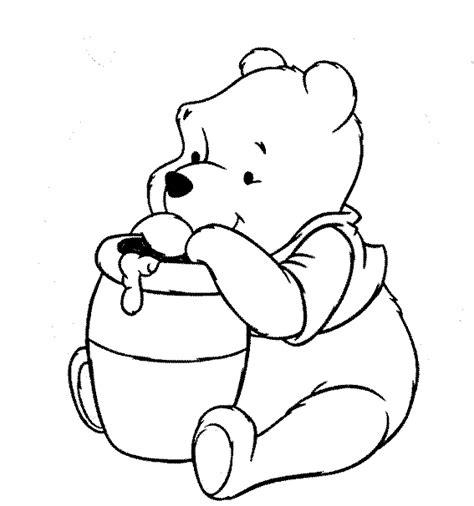 imagenes de un winnie pooh para colorear resultado de imagen para imagenes de winnie pooh y sus
