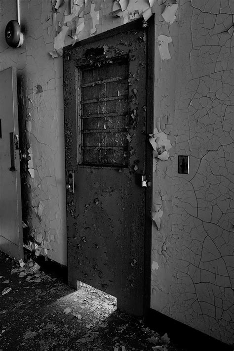 Reinforced Door - Photo of the Abandoned Greystone Park
