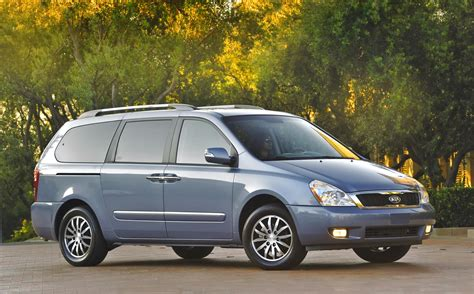 Kia Sedona Specifications 2012 Kia Sedona Technical Specifications And Data Engine
