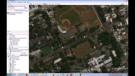 imagenes actualizadas google earth georeferenciaci 243 n en google earth youtube