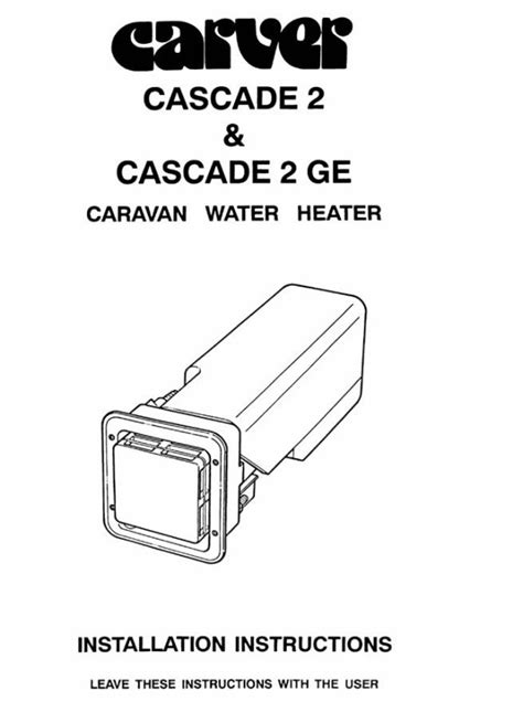 carver cascade 2 wiring diagram 31 wiring diagram images