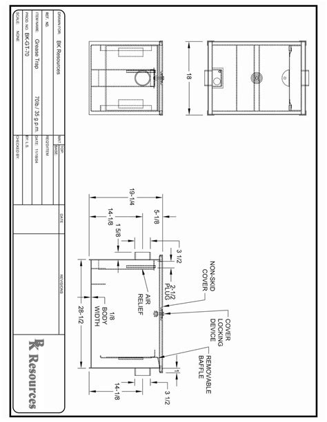 Kitchen Grease Trap Design Kitchen Grease Trap Design Kitchen Shower Design Kitchen Furniture Design Septic Drain Field