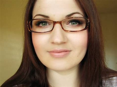makeup tutorial for glasses makeup tutorial for glasses contact lens wearers youtube