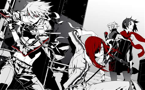 dogs bullets and carnage dogs bullets carnage fuyumine naoto haine rammsteiner mihai mihaeroff miwa shirow