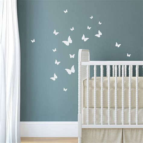 decorative wall stickers pack of decorative wall stickers by nutmeg notonthehighstreet