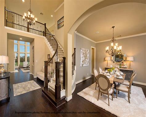 Perry Interiors by Perry Homes At Havenwood