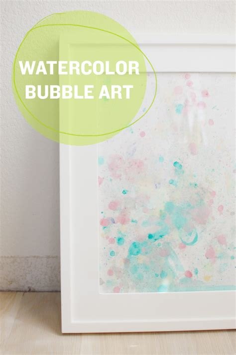 watercolor diy diy watercolor cakies