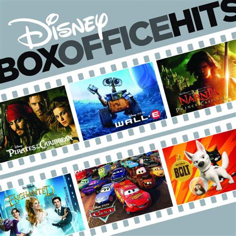 Box Office Hits disney box office hits