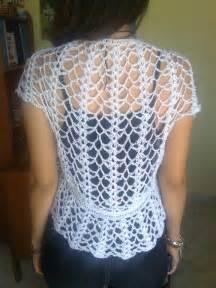 blusas tejidas a crochet con patron es blusas tejidas a crochet con patrones las manualidades