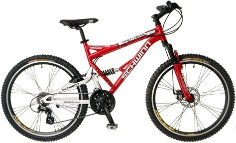 mountain bike schwinn protocol 1 0 s dual suspension mountain bike