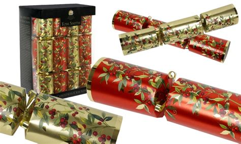 christmas crackers sales in uk tom smith crackers groupon goods