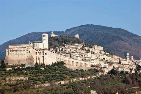 dreams of italy visions of assisi not strictly spiritual