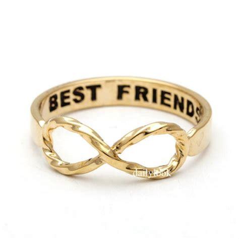 etsy infinity ring jewels etsy etsyshop infinity best friend ring