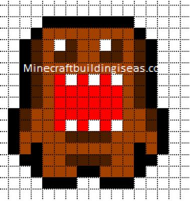 minecraft pixel templates easy minecraft pixel templates domo