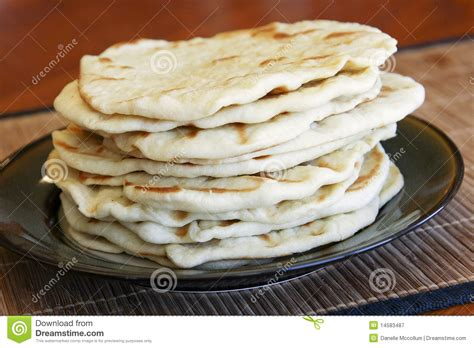 indian naan bread royalty  stock photography image