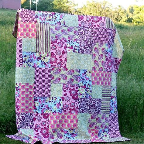 Quilting Sewing Patterns by 25 Unique Big Block Quilts Ideas On Easy