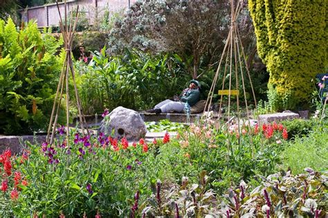 gardening tips easy landscaping tips for a low maintenance garden