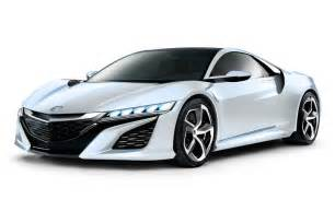 Honda Acura Hybrid 2015 Honda Nsx To Receive Turbo Hybrid V6 Gtspirit