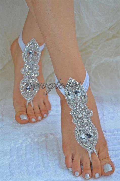 21 Beach Wedding Barefoot Sandals 2015/16