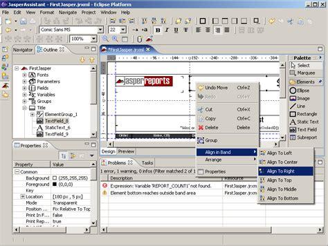 format html jasper report jasperreports free open source reporting software