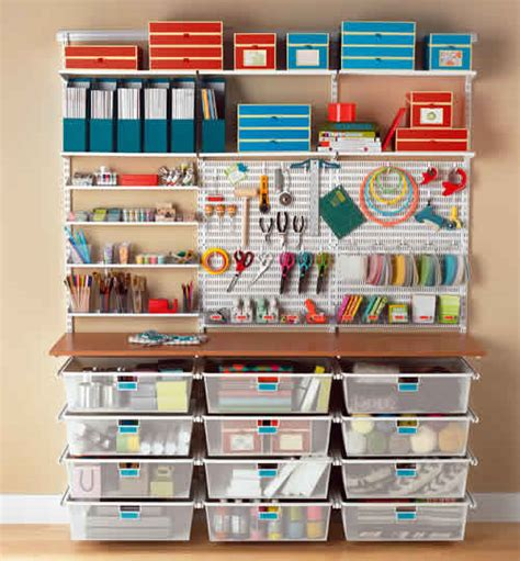 craft room organizer systems storeage solutions for crafts