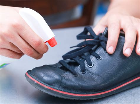 how to clean leather sneakers how to clean road salt leather shoes 6 steps with