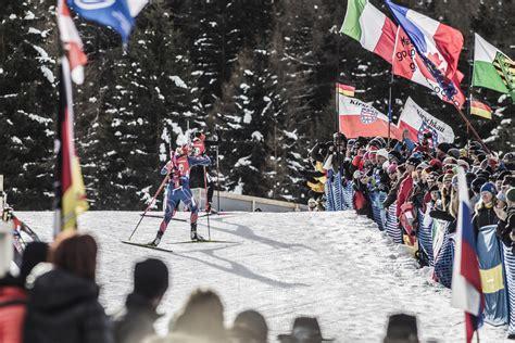 Calendrier Biathlon Biathlon Le Calendrier De La Coupe Du Monde 2017 Ski