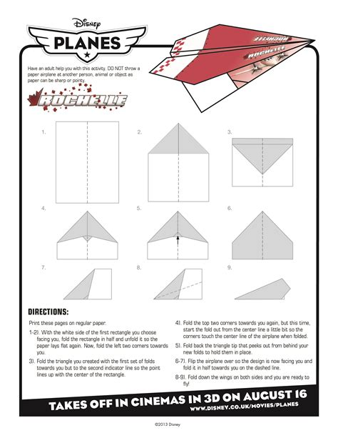 How To Make Paper Planes That Fly - fly rochelle confusions and connections