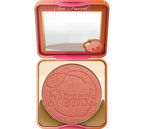 Blush On Faced by Papa Don T Infused Blush Coral Spiced