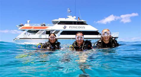 dive tours port douglas reef cruise dive tours
