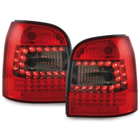 Audi A4 B5 Avant R Ckleuchten by Led Klarglas R 252 Ckleuchten Rot Rauch F 252 R Audi A4 S4 Rs4