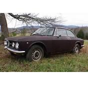 Alfa Romeo 1750 GTV 1969 Unrestored Barn Find  Classic