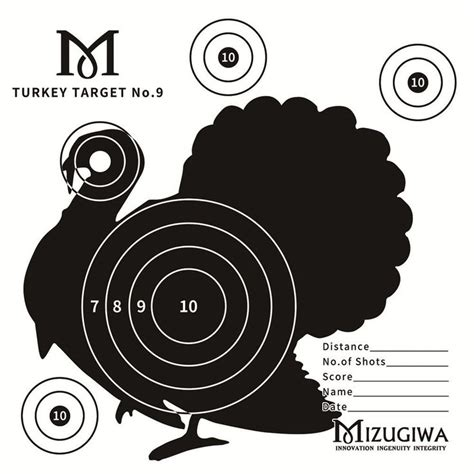 printable targets animal 71 best dianas images on pinterest shooting targets