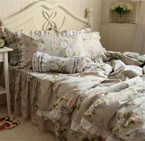 vintage comforter sets shabby chic bedding sets webnuggetz