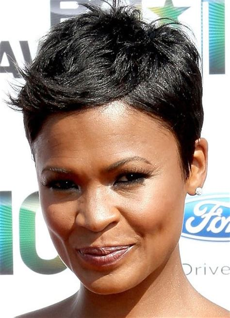 short barber hair cuts on african american ladies african american black short hairstyles hairstyles weekly