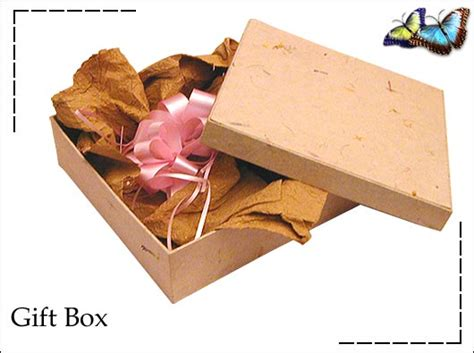 Handmade Paper Boxes - handmade paper gift box