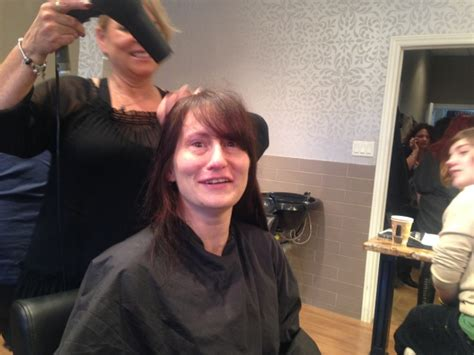 haircuts for homeless calgary windsor homeless women get free holiday haircuts and