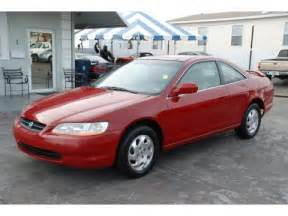 1999 Honda Accord Coupe For Sale Used 1999 Honda Accord Ex L Coupe For Sale Stock 2250
