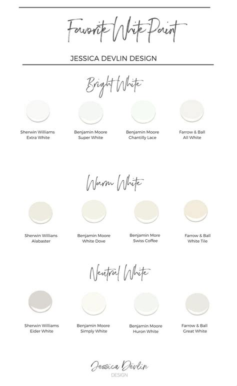 how to choose white paint how to choose the perfect interior painting colors white