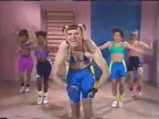 jim carrey in living color workout jim carrey fitness gif find on giphy